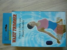 Waist Trimmer Exercise Wrap Belt Stomach Slimming Body Shaper Fat Weight Loss