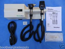 WELCH ALLYN 767 TRANSFORMER- OTOSCOPE & OPHTHALMOSCOPE- VERY GOOD USED CONDITION