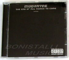 MUDVAYNE - THE END OF ALL THINGS TO COME - CD Nuovo Unplayed