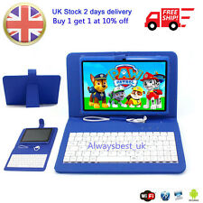 "7"" Kitoch Kids Tablet PC for Child Children Android 4.4 WIFI with Keyboard In UK"