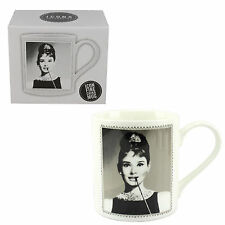 Icons Collection Fine China Mug Boxed - Audrey Hepburn