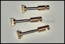 Clock Movement Legs Set of 3 - Movement Clamps Feet Stands for Servicing Repair