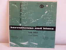 SAM PRICE and his KAYCEE STOMPERS Barrelhouse and blues J712