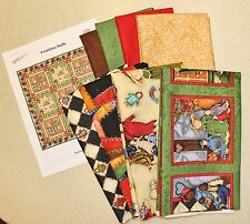 Primitive Rag Dolls Quilt Kit by SPX Fabrics PRICE REDUCED