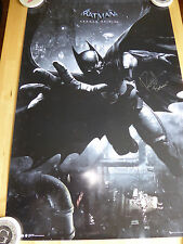 Roger Craig Smith Signed Batman Arkham Origins Video Game Poster Autographed