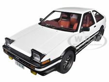 TOYOTA SPRINTER TRUENO (AE86) NEW ANIMATION FILM INITIAL D LEGEND 1 1/18 AUTOART
