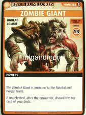 Pathfinder Adventure Card Game - 1x Zombie Giant - Character Add-On