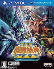 New PS Vita Super Robot Taisen Og Saga Masou Kishin III Pride of Justice Japan