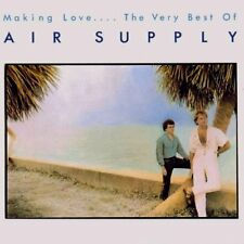 Air Supply - Making Love - The Very Best of / ARISTA RECORDS CD 1990