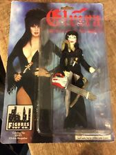 NEW! Unopened ELVIRA Mistress of the Dark Action Figure Doll Toy- Elvira Regular
