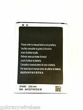 New Battery Replacement for Samsung Galaxy Mega 6.3 i9200 m819 I527 3200mAh
