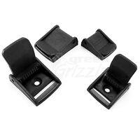 Plastic Cam Lever flap buckles for 20 or 25 mm straps webbing belt