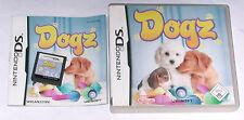 Spiel: DOGZ, kleine HUNDE für den Nintendo DS + Lite + Dsi + XL + 3DS + 2DS.