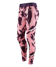 NWT LIFT ME UP LONG LEGGINGS ZUMBA WEAR Purple /Pink SPICy XL Posh NICE!