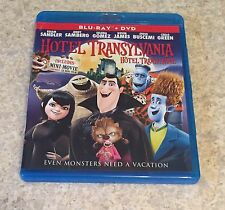 Hotel Transylvania (Blu-ray/DVD, 2013, 2-Disc Set, Includes Digital Copy; UltraV