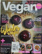 Vegan Living December 2016 Winter Magic Bakes That You Can Make FREE SHIPPING sb