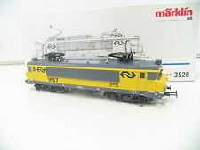 MÄRKLIN 3526 E-LOK SERIE 1657 GELB der NS  JL534