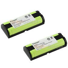 2x Cordless Home Phone Battery Pack for Panasonic KX-TGA670B KXTGA670B Type 31