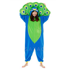 SAZAC Peacock Kigurumi/Animal/ Pajamas/Cosplay/Costume/Halloween/japanwave