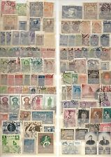 RUSSIA-OLD STAMPS LOT-SEE IMAGE-VALUE $$$$$$-POSTMARKS !!!