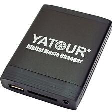 USB Adapter MP3 Opel Agila Suzuki Wagon R+ Fiat Sedici PACR AUX CD-Wechsler