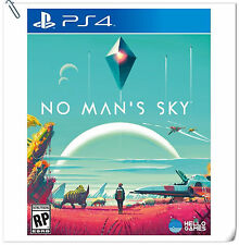 PS4 No Man's Sky SONY PLAYSTATION Games SCE