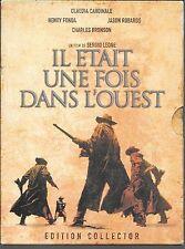 COFFRET DIGIPACK COLLECTOR 2 DVD--IL ETAIT UNE FOIS DANS L'OUEST--LEONE/BRONSON