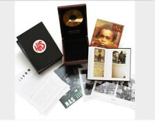 Nas Illmatic Gold Edition Cd Box Set RARE!!!!
