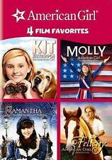 4 Kid Favorites: American Girl (DVD, 2013, 4-Disc Set)