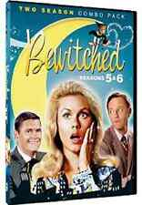 Bewitched: Fifth Sixth Seasons 5 & 6 Five Six (DVD, 2015, 6-Disc Set) - NEW!!
