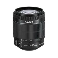 Canon EF-S 18-55mm F/3.5-5.6 lente STM EF IS