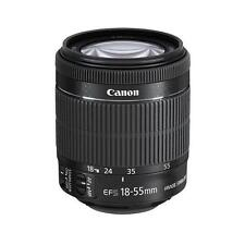 Canon EF-S 18-55mm F/3.5-5.6 STM EF IS Lens