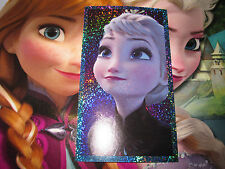 PANINI DISNEY FROZEN LA REINE DES NEIGES AUTOCOLLANT STICKER N° E4 BRILLANT RARE