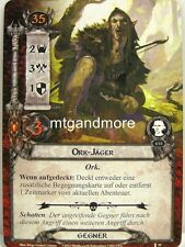 Lord of the Rings LCG - 1x Orco-cacciatore #039 - la voce isengards
