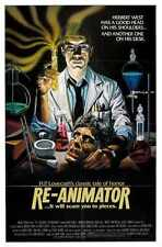 Re Animator Poster 01 A4 10x8 Photo Print