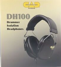 CAD - DH100 - Drummer Isolation Headphones Standard