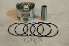 Piston and Ring Set 57mm GY6 150cc 157QMJ Scooter GoKart ATV Roketa Kymco TaoTao
