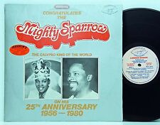 Mighty Sparrow         On his 25th Anniversary        Calypso King       NM  # W
