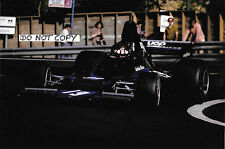 9x6 Photograph, Jackie Oliver  F1 Shadow DN1 , Spanish GP Montjuich Park 1973