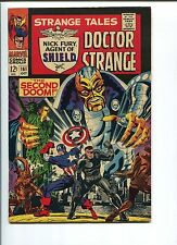 STRANGE TALES #161   9.0 VF/NM  ONE OWNER!  NICE PAGES!  COOL STERANKO COVER!