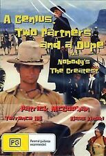 NOBODY'S THE GREATEST - Region 2 Compatible DVD (UK seller!!!)Terence Hill NEW