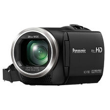 Panasonic HC-V180K Full HD Camcorder with 90x Intelligent Zoom