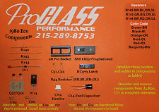 Honda ECU NON-VTEC to VTEC Conversion Kit 1980 Board (P75 Ecu)