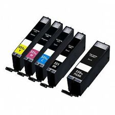 5x CLI-551XL Ink Cartridges (B/C/M/Y) for Canon Pixma IP7250 MG5450 MG6350 MX9