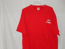 Kansas City Chiefs t-shirt-XL-NFL team gear with Super Fan Price! GAME-ON !