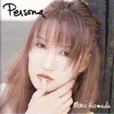 MARI HAMADA (J-Pop) - Persona               Rare JAPAN CD