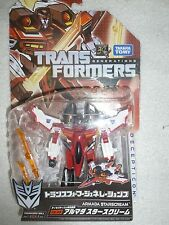 Takara Transformers Generations 30th TG-33 Deluxe Armada Starscream