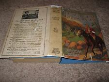 NANCY DREW THE SECRET AT SHADOW RANCH 1931C-3 ORIGINAL FORMAT IN JACKET RARE!!