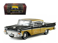 1958 FORD FAIRLANE BLACK 1/32 DIECAST MODEL CAR BY ARKO PRODUCTS 05861