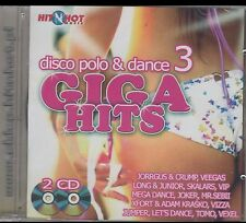 GIGA HITS DISCO POLO POLSKI DANCE 3 /2CD JOKER | Polish CD